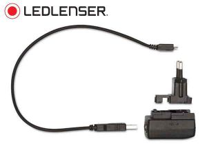 Chargeur batterie lampes frontales Ledlenser SEO / H7R.2 / H14R.2