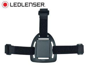 Support de fixation casque pour frontales Led Lenser H14.2 et H14R.2