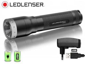 Lampe torche rechargeable Led Lenser M7RX