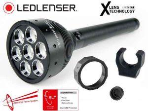 Kit PRO lampe torche LED LENSER X21.2