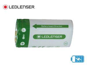 Accumulateur Li-ion 2x14500 Ledlenser MH7, MH8 1550mAh