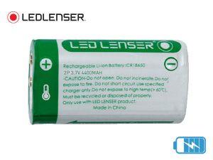 Accumulateur Li-ion 2x18650 Ledlenser H14R.2 1000 lumens 4400mAh