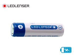 Accumulateur Li-ion 18650 Ledlenser 3000mAh MT10 MH10 H8R iH8R F1R P7R M7R ML6 NEO10R PL6