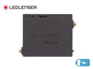 Batterie Li-ion Ledlenser série SEO, MH2, MH6 880mAh