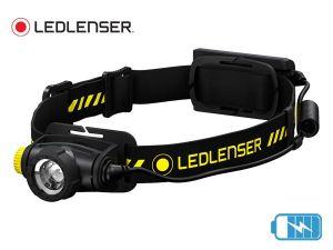 Lampe frontale rechargeable Ledlenser H5R WORK