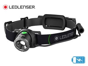 Lampe frontale rechargeable Ledlenser MH10