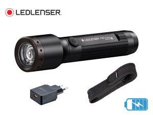 Pack tactique lampe torche Ledlenser P5R Core