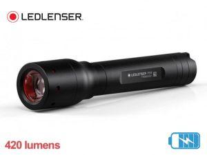 lampe torche rechargeable Led Lenser P5R 420 lumens