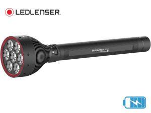 Nouvelle lampe torche LEDLENSER X21R 5000 lumens