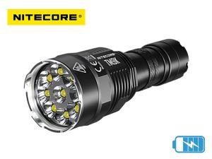 Lampe torche tactique rechargeable Nitecore TM9K