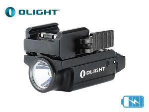 Lampe torche rechargeable pour arme de poing Olight PL-MINI 2 Valkyrie
