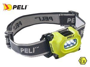 Lampe frontale Peli 2745 ATEX Z0