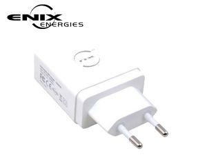 Adaptateur secteur 2 ports USB 3,1A