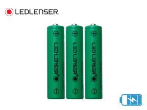3 Accumulateurs Ni-MH AAA Ledenser H6R, H7R