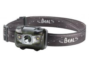 Lampe frontale BEAL FF120 noire