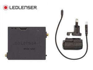 Kit Ledlenser Batterie Li-ion série SEO, MH 880mAh + Chargeur
