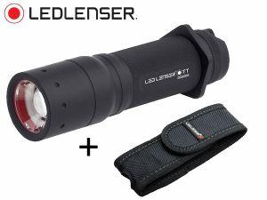 Lampe torche Ledlenser TT + Holster