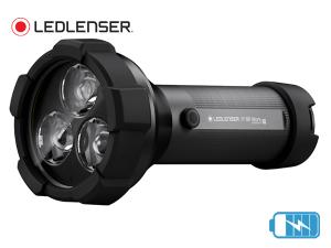Lampe rechargeable Ledlenser P18R Work