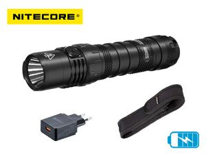 Pack tactique Nitecore MH12S