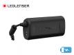 Boitier + batterie Ledlenser 2 x 21700 a connecter sur lampe frontale Ledlenser