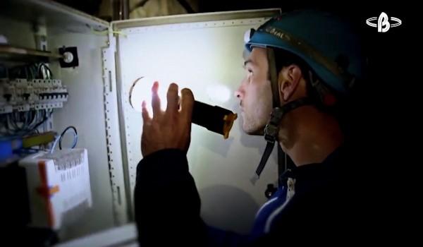 éclairage beal lt190 pour électricien - électromécanicien