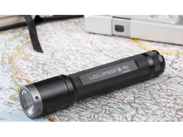 Elumeen Led lenser M5 lampe torche compacte