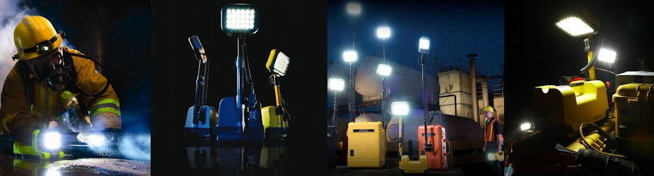 lampes peli lights torch phare portable et frontale ATEX