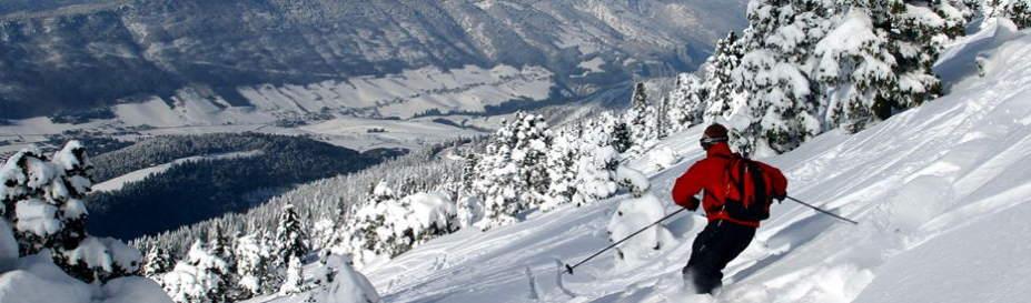 ski randonnée batterie téléphone lampe frontale